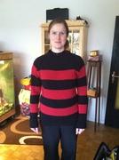 mein erster Pullover
