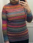 Erster Pullover