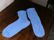 Januar-Socken