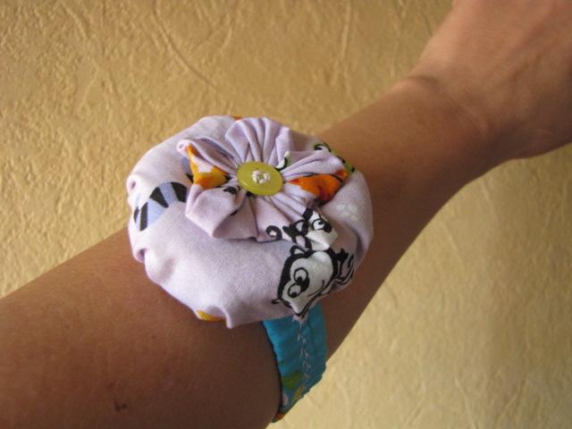 Nadelkissen für den Arm