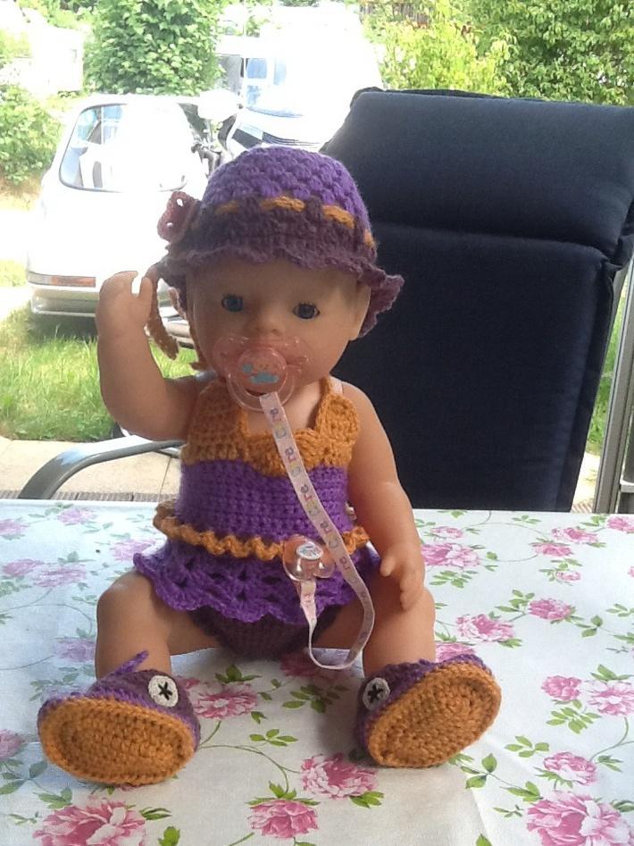 Urlaubs Puppe