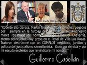 Guillermo Capellan a Gimenez Gareca Grande y Chavarria