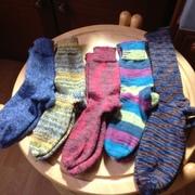 Socken für die Nachbarn