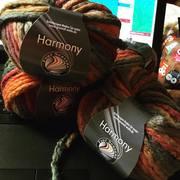endlich Nachschub! Gründl-Wolle Harmony