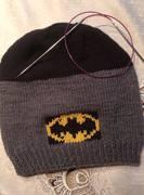 Batman-Mütze