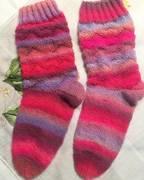 LangYarns Mille Colori Socks