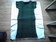 Kleid gr S Wolle von Zitron ca 600 g