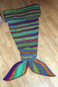 Meerjungfrauen-Decke
