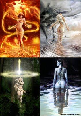los-cuatro-elementos