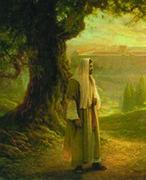 jesusingarden