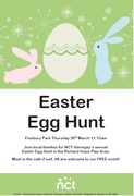 NCT Easter Egg Hunt