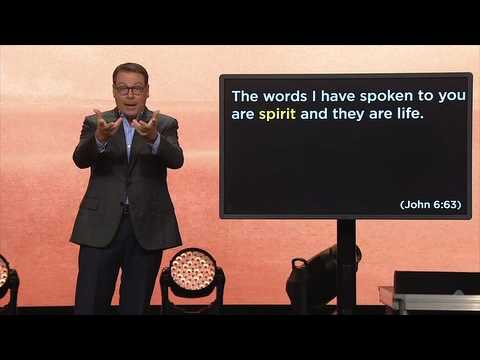 Part 1: HOLY SPIRIT Series, FORGIVE ~Chris Hodges