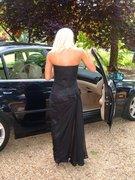 I made the dress :o)
