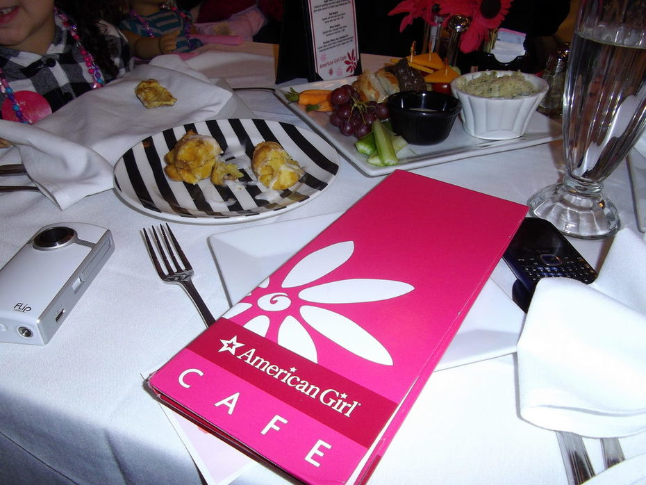 American Girl Place Cafe - NYC