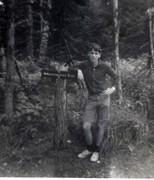 1967 near Clingmans Dome