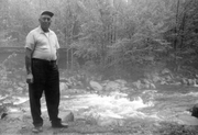 Pictures of my grandparents in the Smokies