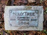 Holly Tree Plaque