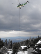 Mt LeConte Airlift 03.18.10