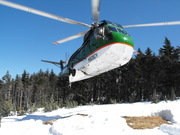 Mt LeConte Airlift 03.19.10