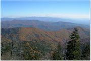 GSMNP Clingmans Dome View Oct '07