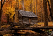 Jim Bales Place in Autumn