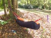 Hammock without underquilt