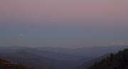 Sunset Along Newfound Gap