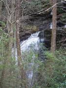 Upper Mannis Branch Falls