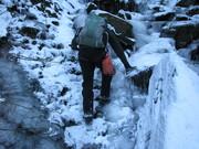 Frozen Climb