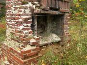 Wunderland Hotel fireplace