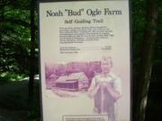 "Noah ""Bud"" Ogle Farm - July 9, 2009"