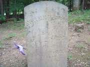 Trentham Cemetery - July 14, 2009