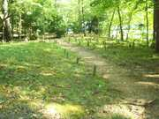 Evans Chapel/Park Headquarters Cemetery - August 23, 2010