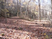 RR Switchback along Sams Creek