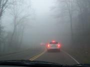 Gloomy Day Drive over 441.
