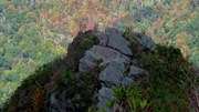 The Chimney Tops in October (2014-10-18)