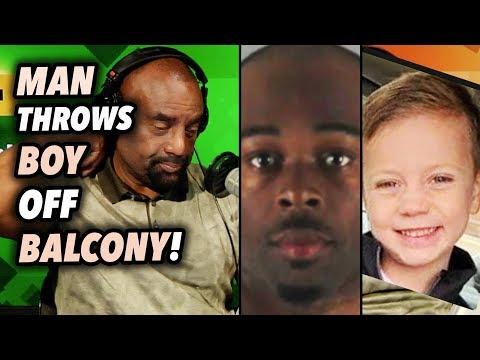 Black Man Throws 5-Year-Old White Boy Off Balcony in Minnesota (Emmanuel Aranda)