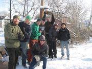 Beecher Park Winter Clean Up 2011