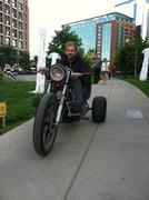 Bike and Dude