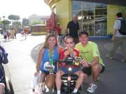 Run for our Sons, Disneyland, Sept 09