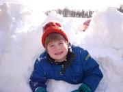 Snowfall &  Christmas 2009 029