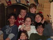 Snowfall &  Christmas 2009 009