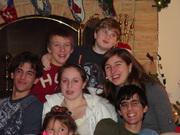 Snowfall &  Christmas 2009 008