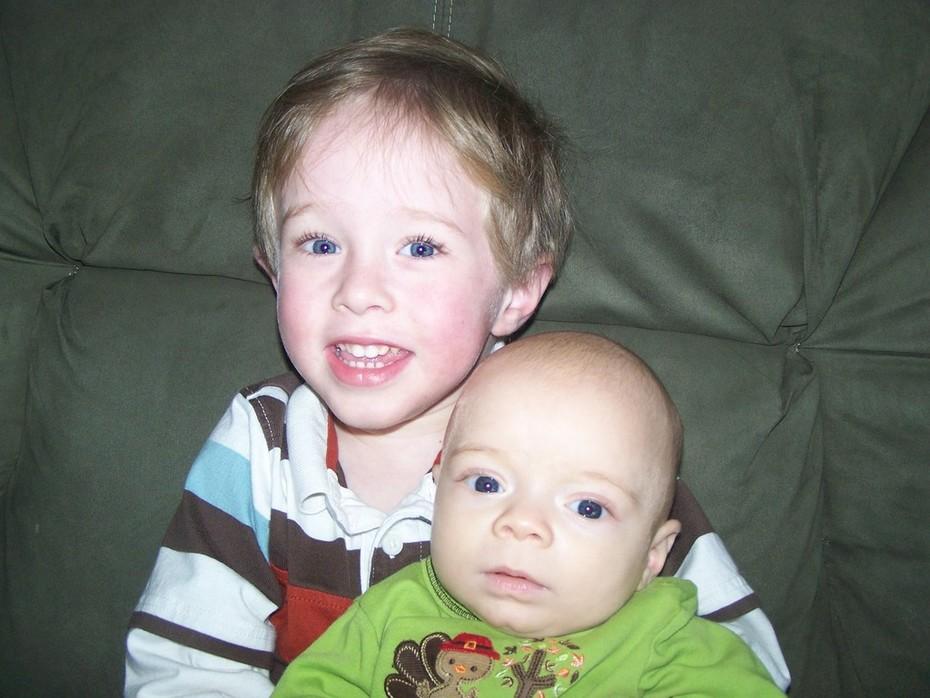 Wyatt and Wynston