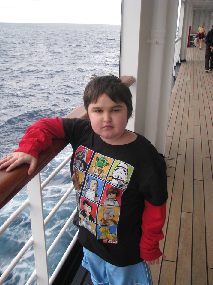 Aboard the Westerdam!