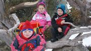 Our Snow Trip 2010