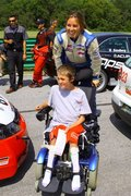 Jordan & I at Virginia International Raceway before the race start