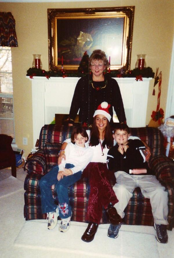Brandon and family