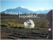 Nothing Is Impossible Slide