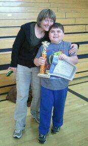 Third Place Spelling Bee!